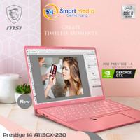 MSI PRESTIGE 14 A11SCX [9S7-14C413-230] i7-1185G7 512GB GTX1650 4GB