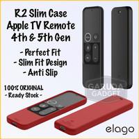 Case Apple TV Remote Elago R2 Slim Soft Silicone Casing Cover Remot