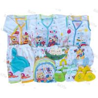 Paket Hemat Perlengkapan Baju Bayi Baru Lahir(New Born)Ekonomis PAKET1