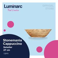 Luminarc Mangkuk Stonemania Cappuccino - Saladier 27 - 1Pcs