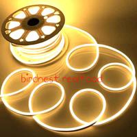 Lampu Neon Flex LED Selang Flexible Sign Strip Fleksibel WARM WHITE