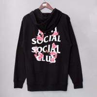 Anti Social Social Club ASSC Kkoch Hoodie Black - XS