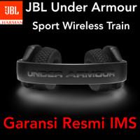 JBL Under Armour Sport Wireless Train Garansi Resmi IMS Headphone