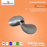 Kipas Baling-Baling Perahu Sail Thailand