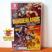 Switch Borderlands Legendary Collection - Borderland