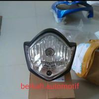 Reflektor Lampu depan Vixion 2011-2013 Lengkap