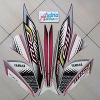 Sticker Striping Motor Yamaha Mio J Sporty 2014 Pink