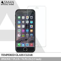 Asman Premium Temperedglass Anti Gores for Apple iPhone 7 Plus - Clear
