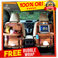 Original Premium Car Seat Back Organizer/Tas Belakang Jok Mobil/Carzo