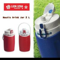 Termos Nautic 2L Lion Star D34/Drink Jar/Termos Air Minum Panas&Dingin