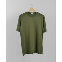 Eden Plain T-Shirt in Olive