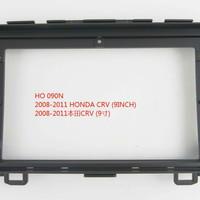 Frame 9 inch Honda CRV 2008-2011 For Android - Asca hip hop