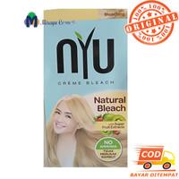 Nyu Natural Bleach Bleaching No Amonia BARU