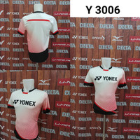 Baju Kaos Badminton Yonex Y 3006 Kaos Yonex Impor Murah