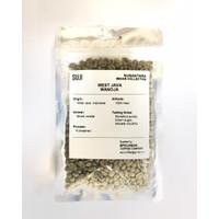 Biji Kopi Mentah / Green Bean Arabica, Jawa, Wanoja Fullwashed 125 gr