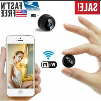 IP Cam A9 Mini Spy WiFi HD 3MP Smart CCTV Wireless Camera Pengintai