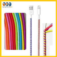 Pelindung Kabel Spiral Charger / Headset Solid Cable Protector 1 Warna