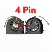 Cooling Fan Kipas Laptop Toshiba C600 C640 4 Pin Kabel 4pin