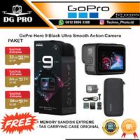 GoPro Hero 9 Black Ultra Smooth Action Camera HERO9 NEW