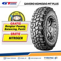 Ban GT Radial SAVERO KOMODO MT PLUS 33 x 10.50 R15 Tubeless