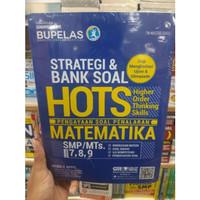 BUKU BUPELAS STRATEGI BANK SOAL MATEMATIKA SMP/MTS
