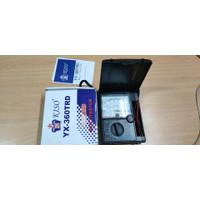 Avometer Multitester Multimeter Analog KISO YX 360 TRD