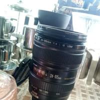 lensa canon 24 105mm f4 usm