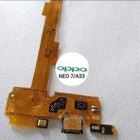 FLEXIBLE CHARGER OPPO NEO 7 A33W CONNECTOR CAS PLUS MIC ORIGINAL