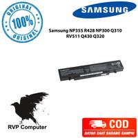 Baterai Laptop Original Samsung NP355 R428 NP300 Q310 RV511 Q430 Q320