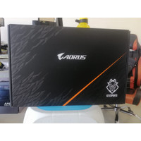 Laptop Gaming i7 gen 10th RTX 2060 AORUS 15G KB