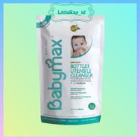 Babymax Bottle and Utensils Cleanser Refill 450 ml