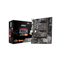 MSI A320M Pro M2 (AM4, AMD Promontory A320, DDR4, USB3.1, SATA3)