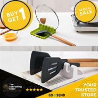 TheEverythingStore Kitchen Rack - Kitchen Board Spatula Buy 1 GET 1