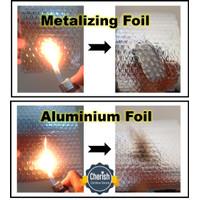 Aluminium Foil Bubble Insulasi Atap Peredam Panas Atap Bubble Meteran