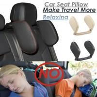 Headrest Neck Bantal Penyangga Kepala Leher Jok Mobil/Travel Pillow