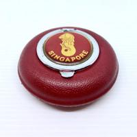 (Bekas) Pocket Ashtray-Asbak saku antik jadul