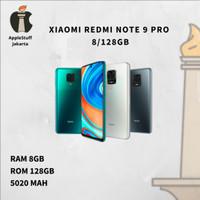 Xiaomi Redmi Note 9 Pro Smartphone 8GB 128GB / 8 GB 128 GB RESMI
