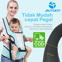 Gendongan Bayi Hipseat Hip Seat Ergonomis geos Bayi Baby Depan Carrier