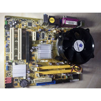Mainboard Asus P5KPL-VM & Core2Duo E7400 2.80Ghz & RAM DDR2 2GB