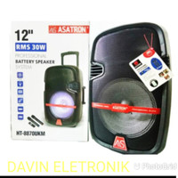 SPEAKER PORTABLE ASATRON HT-8870 UKM 1inchi