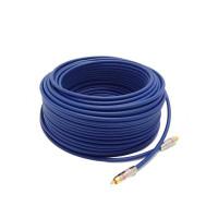 50 Meter Angle Kabel Analog SD Full Serabut jack RCA