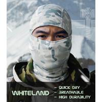 High Durability Balaclava Kualitas Impor Masker Quick Dry Grosir - Whiteland