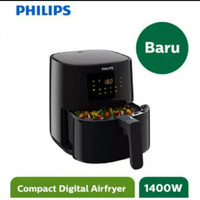 Philips Air Fryer Spectre HD9252/90 HD9252 Digital Air fryer