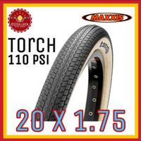 MAXXIS TORCH SKINWALL Ban Luar Sepeda BMX 20 x 1.75 110psi