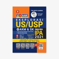 Yrama Widya - Buku Sonar Eksplorasi US/USP, AKM&SK SMA/MA IPA 2021
