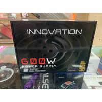POWER SUPPL INNOVATION 600 WATT 80+