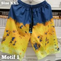 Size XXL Bigsize Jumbo Celana Pendek Kolor Surfing Harian santai