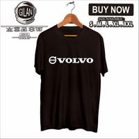 Kaos Baju Volvo Logo Mobil Bus Truk Racing Otomotif - Gilan CLoth