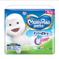 Mamypoko Extra Dry XXL 22 / Mamypoko Extra Dry XXL22 Pants