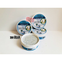 BODY SCRUB THAI GOATS MILK / LULUR MANDI ORIGINAL BPOM 200 GRAM